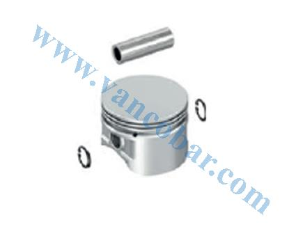 Mercedes Benz 85.00 mm 636 cc Çift Silindir Kompresör Piston